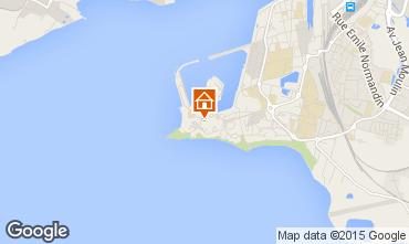 Kaart La Rochelle Appartement 7003