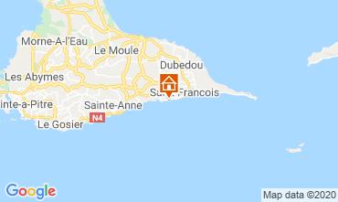 Kaart Saint Francois Studio 68998