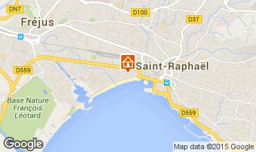 Kaart Saint Raphael Studio 8501