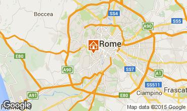 Kaart Rome Appartement 55218