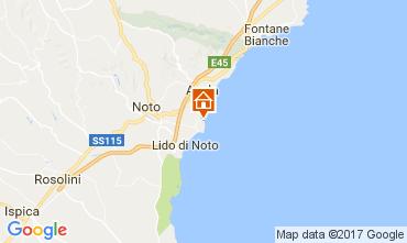 Kaart Avola Villa 110884