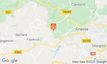 Kaart Grasse Villa 111723