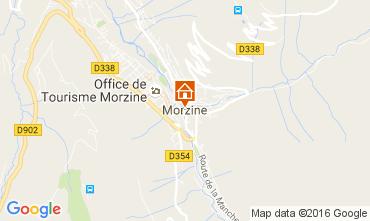 Kaart Morzine Appartement 49996
