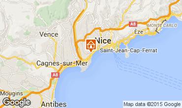 Kaart Nice Appartement 93858