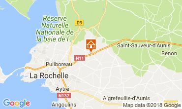 Kaart La Rochelle Huis 114607