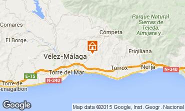 Kaart Sayalonga Villa 93718