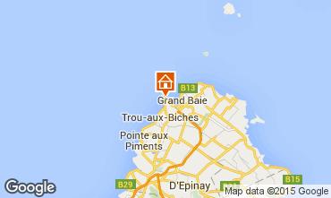 Kaart Grand Baie Appartement 16316