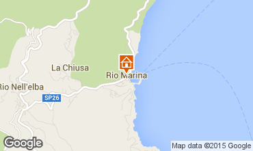 Kaart Rio Marina Appartement 73249