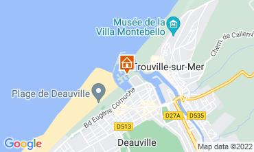 Kaart Deauville Studio 58454