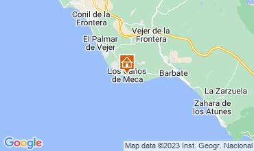 Kaart Cadix Villa 95006