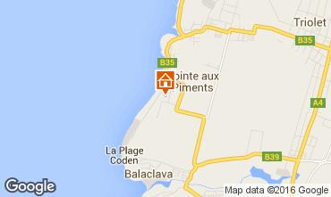 Kaart Trou-aux-biches Villa 98847