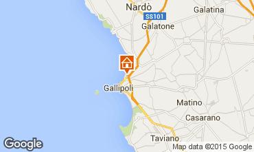 Kaart Gallipoli Studio 87224