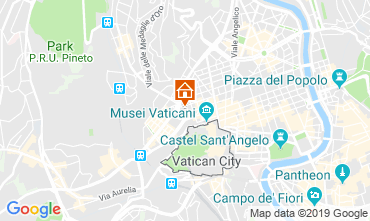 Kaart Rome Appartement 119077
