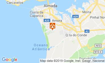Kaart Lissabon Huis 47227