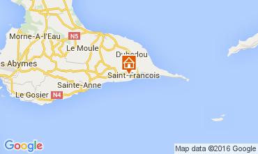Kaart Saint Francois Villa 99855