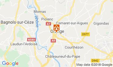 Kaart Orange Villa 117405