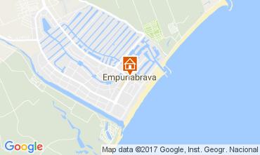 Kaart Empuriabrava Studio 109727
