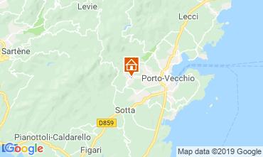 Kaart Porto Vecchio Appartement 117888