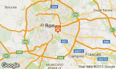 Kaart Rome Appartement 69902