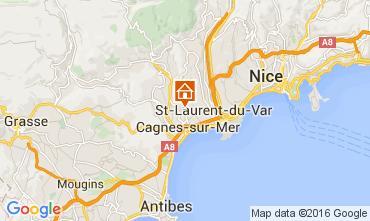Kaart Nice Appartement 105422