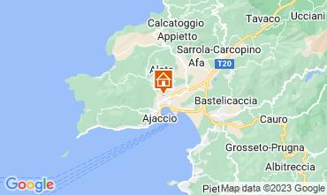 Kaart Ajaccio Appartement 107850