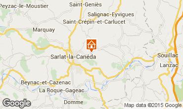 Kaart Sarlat Huis 12405