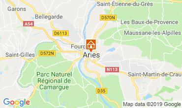 Kaart Arles Huis 116355