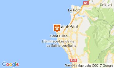 Kaart Saint Gilles Villa 9874