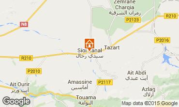 Kaart Casablanca Villa 33283