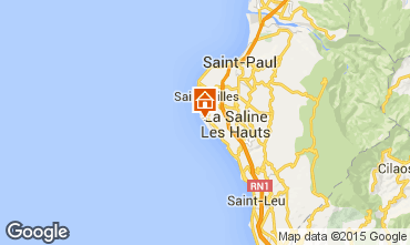 Kaart L'Hermitage Appartement 83233