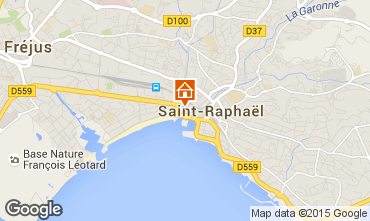 Kaart Saint Raphael Studio 65304