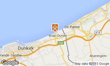 Kaart Bray-Dunes Studio 91783