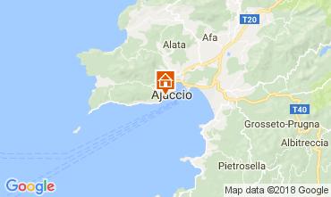 Kaart Ajaccio Appartement 113319