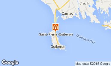 Kaart Quiberon Huis 8806
