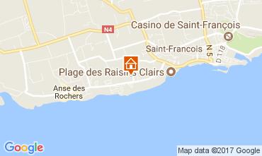 Kaart Saint Francois Villa 111533