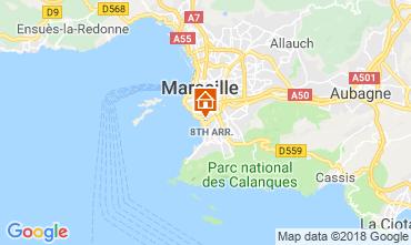 Kaart Marseille Appartement 103851