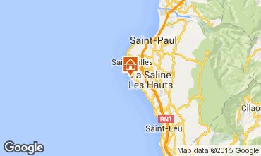 Kaart L'Hermitage Appartement 83254