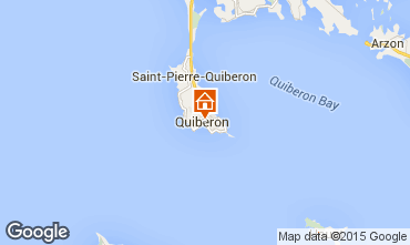 Kaart Quiberon Studio 52778