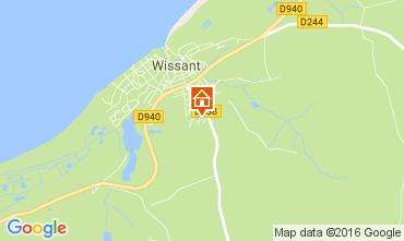 Kaart Wissant Huis 62217