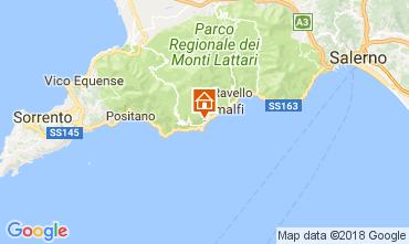 Kaart Amalfi Appartement 44260