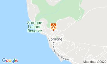 Kaart La Somone Villa 99154