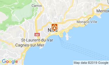 Kaart Nice Studio 99387