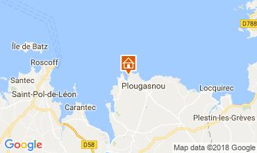 Kaart Plougasnou Villa 114288
