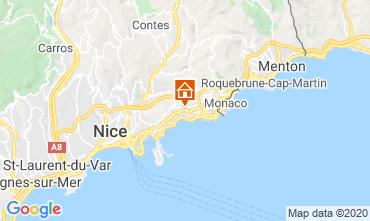 Kaart Monaco Villa 5424