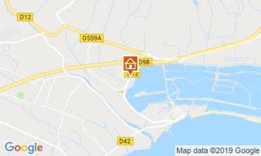Kaart Hyères Villa 119587