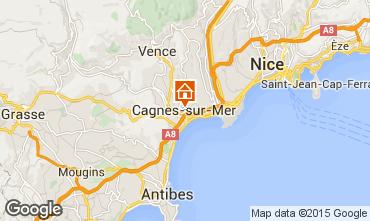 Kaart Nice Appartement 73307