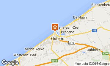 Kaart Oostende Appartement 64174