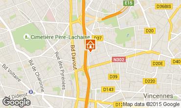 Kaart PARIJS Appartement 97715