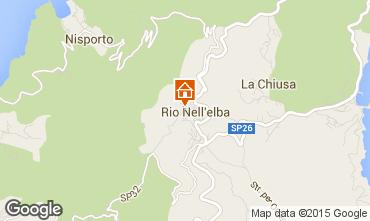 Kaart Rio nell'Elba Studio 82855