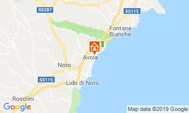 Kaart Avola Villa 54190